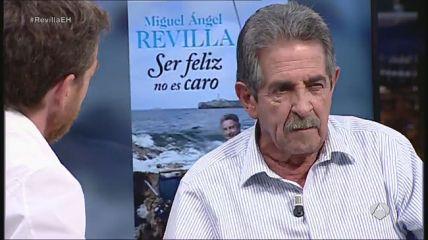 MIGUEL ÁNGEL REVILLA Y PEPE MUJICA, MANO A MANO - Rincón