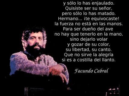 El Lápiz De Dios Plumas Invitadas Homenaje A Facundo Cabral