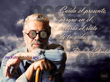 Facundo Cabral Un Respetado Milagro Del Canto Textos De